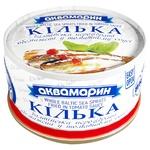 Akvamaryn Baltic sprat in tomato sauce 230g