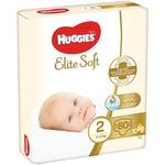 Підгузки Huggies Elite soft 4-6кг 80 шт