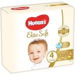 Huggies Elite Soft Diapers 4 8-14kg 33pcs