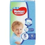 Підгузники Huggies Ultra Comfort Хлопчикам 5 12-22кг 15шт
