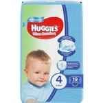 Huggies Ultra Comfort Boy 4 Baby Diapers 19pcs