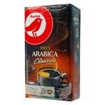 Кофе Ашан арабика молотый 250г