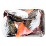 Суповий набір із лосося свіжеморожений 1кг
