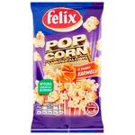 Popcorn Felix caramel 90g