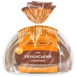 Хлеб Киевхлеб Украинский столичный нарезанный 475г