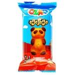 Тістечко Ozmo Ogopogo Мiшка з шоколадним кремом 30г