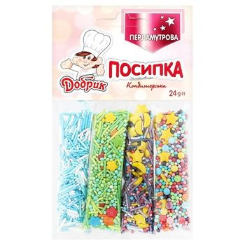 Dobrik Confectionery Sprinkling 24g