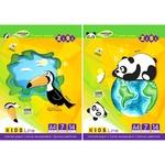 ZiBi Color Paper A4 70g/m2 14 Sheets 7 Colors