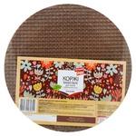 Коржі вафельні Перший Ряд з какао 8шт 90г