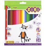 ZiBi Colored Pencils 24 Colors