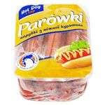 Parowki Sausages with Cheese for Hot Dogs First Grade Weight