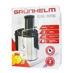 Соковижималка Grunhelm GJR-1016 1000Вт