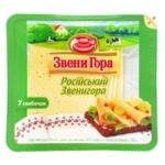 Сыр Звени Гора российский твердый 50% 150г