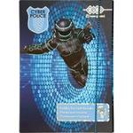 ZiBi Cyber Police Folder For Notebooks В5+