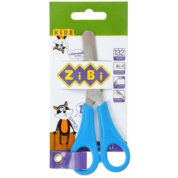ZiBi Blue Children's Scissors For Left-Hander 13.2cm