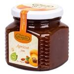 Jam Taste of armenia apricot canned 320g glass jar Armenia