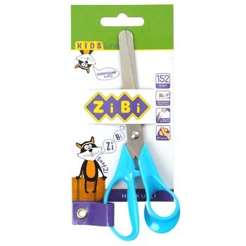 Ножницы Zibi детские 152мм в ассортименте