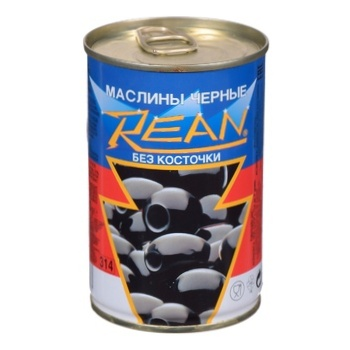 olive Rean pitted 300g can Spain