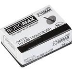 Buromax Jobmax Nickel Buttons 50pcs