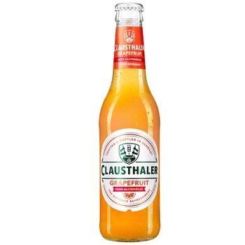 Пиво Clausthaler Grapefruit 330мл