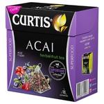 Curtis Acai Fruit and Herbal Tea in Pyramids 18pcs