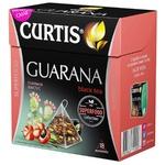 Чай чорний Curtis Guarana в пірамідках 18шт