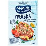 Приправа Pripravka Греческая для картофеля с цедрой лимона и томатами 25г