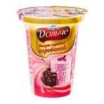 Dolce Cherry Fusion Cottage Cheese Dessert 3,4% 200g