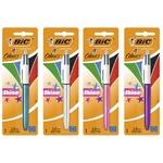 Ручка BIC 4 кольори