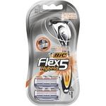 Станок для бритья мужской Bic Флекс 5 Гібрид+картридж 2шт