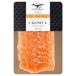K.I.T. light-salted sliced salmon 200g