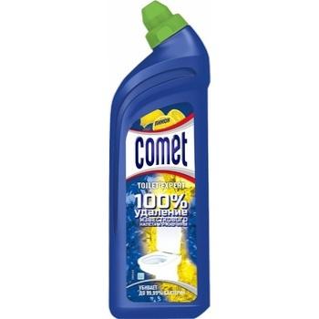 Средство чистящее Comet для унитаза с лимоном 700мл