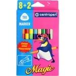 Фломастеры Centropen Magic набор 10шт