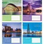 Mriyi Zbuvayutsya Checkered Workbook 36 Sheets