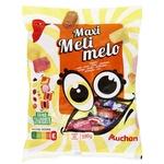 Конфеты Ашан Maxi Meli-Melo жевательные 590г
