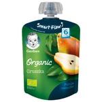 Gerber organic for children pear puree 90g