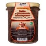 Dary Gutsulshchyny Honey Mushroom Paste 348ml