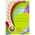 IQ mix paste Paper 5 colors A4 250 sheets