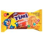 Konti Timi Shining Star Yoghurt-Banana Flavored Sandwich Cookies 54g