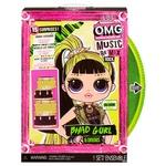 L.O.L. Surprise O.M.G Remix Rock Lady Rhythm Game Set with Doll