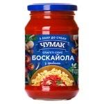 Спагетті-соус Чумак Боскайола з грибами 340г
