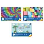 Набор цветного картона А4 10 цветов