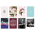 Interdruk Mix Notebook A5 60 Sheets Line assortment