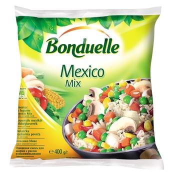 Bonduelle Frozen Vegetable Mexican Mix 400g - buy, prices for CityMarket - photo 1