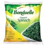 Bonduelle frozen cut spinach 400g