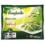 Bonduelle Duet mix frozen green and yellow string beans 400g