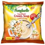 Bonduelle frozen for soup vegetables cauliflower mix 400g