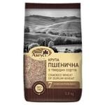 Крупа пшенична Август із твердих сортів пшениці 800г