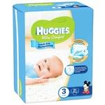 Huggies Ultra Comfort Boy 3 Baby Diapers