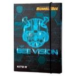Папка Kite Transformers B5 для зошитів на гумці